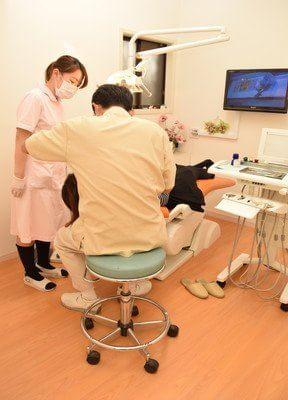 甲子園口駅 南口徒歩 4分 和田歯科医院の院内写真5