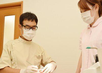 甲子園口駅 南口徒歩 4分 和田歯科医院のスタッフ写真2