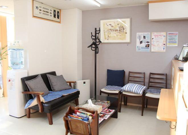 戸塚駅 出口バス 8分 まいおか町歯科の院内写真3