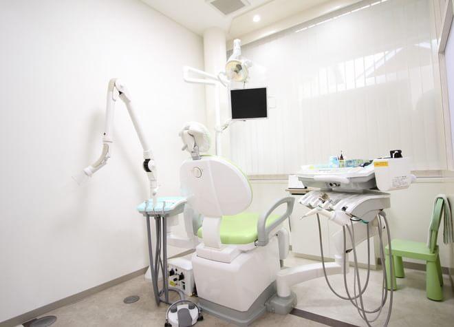 桜山駅 出口車 5分 まつお歯科の治療台写真4
