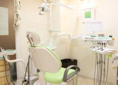 梅ヶ丘駅 南口徒歩1分 浜中歯科クリニックの院内写真1