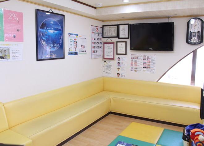 鶴間駅 西口徒歩 1分 つるま歯科医院の院内写真3