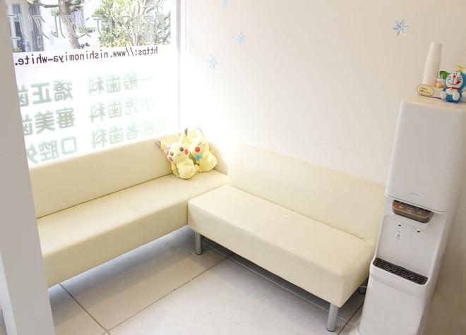 西宮ホワイトデンタル増井医院の画像