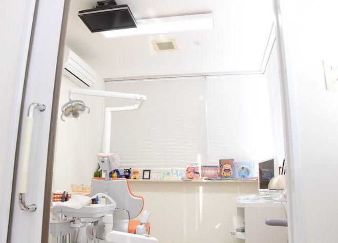 高知駅 北口徒歩 7分 ほわいと歯科の院内写真5