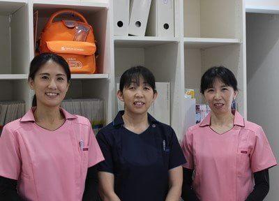 大泉学園駅 北口徒歩 13分 やち歯科医院のスタッフ写真3