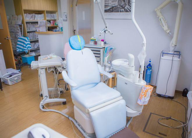 瀬田駅(滋賀県) 南口徒歩 20分 かながわ歯科医院の治療台写真4