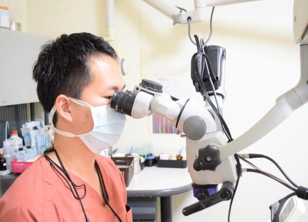 歯科用CTでお口の中を立体的に観察!詳細な診断を実践