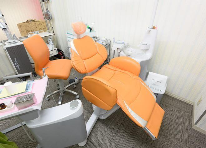 立町駅 出口徒歩 3分 吉田歯科の治療台写真3