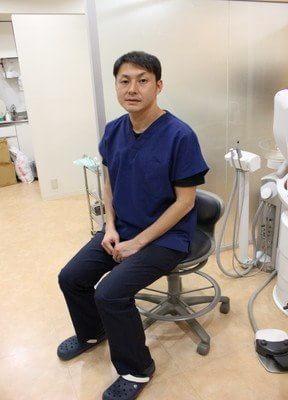 関内駅 北口徒歩 1分 関内歯科クリニックのスタッフ写真2