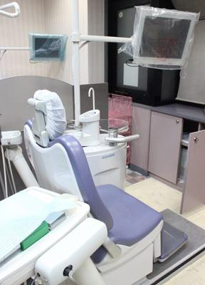 勝川駅(JR) 出口徒歩10分 滝川歯科診療所の院内写真2