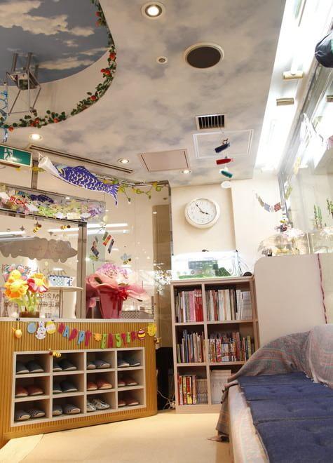 徳島駅 徒歩3分 クレメント矯正歯科の院内写真4