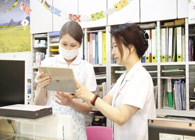 徳島駅 徒歩3分 クレメント矯正歯科のスタッフ写真2