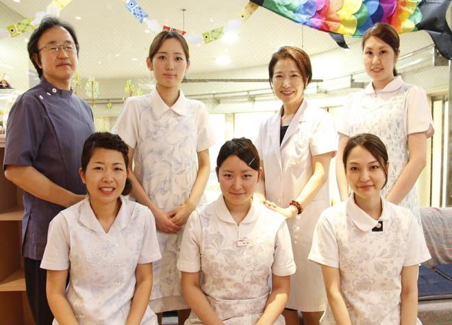 徳島駅 徒歩3分 クレメント矯正歯科のスタッフ写真3