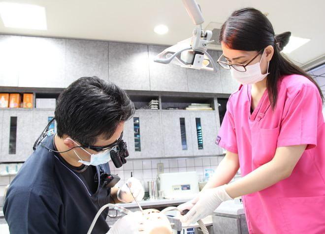 天王寺駅 14番出口徒歩5分 緒方歯科医院写真6