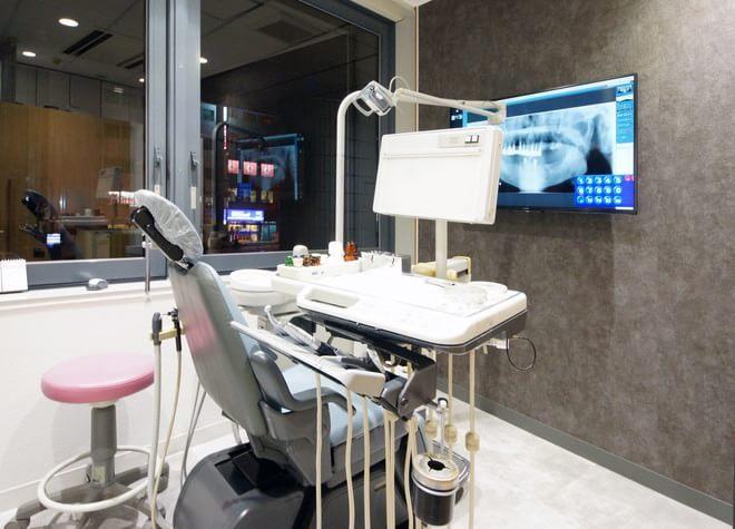 天王寺駅 14番出口徒歩5分(大阪市営地下鉄) 緒方歯科医院の治療台写真5