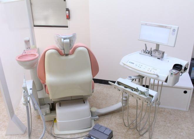西馬込駅 東口徒歩 3分 長谷川歯科クリニックの治療台写真3
