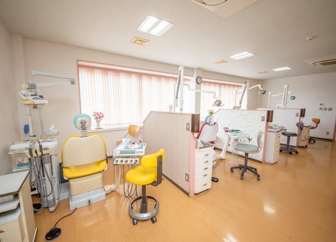 島原外港駅 車50分 おざさ歯科医院の治療台写真2