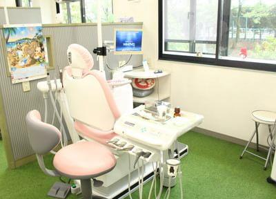 宇都宮駅出口車15分 武田歯科医院の院内写真2