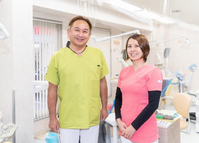 習志野駅 徒歩5分 エバト歯科医院写真1