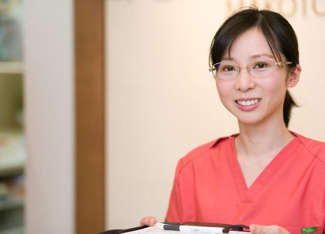 香椎駅 フレスタ口徒歩 3分 まこと歯科・矯正歯科のスタッフ写真2