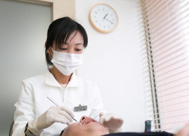 香椎駅 フレスタ口徒歩 3分 まこと歯科・矯正歯科のスタッフ写真4