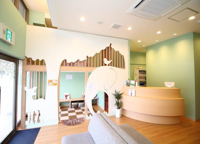 武蔵浦和駅 東口徒歩3分 スカイ&ガーデン デンタルオフィスの院内写真2