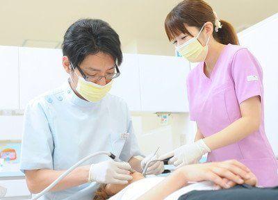 大和高田駅 出口徒歩 10分 ひらた歯科クリニックのスタッフ写真3
