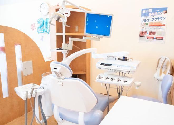 東大島駅 大島口2徒歩 4分 コアシティ歯科クリニックの治療台写真2