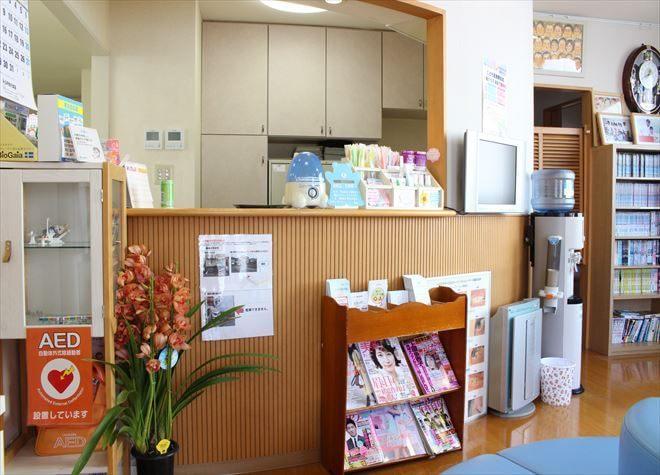 沼津駅 南口バス 10分 シラカベ歯科医院の院内写真5