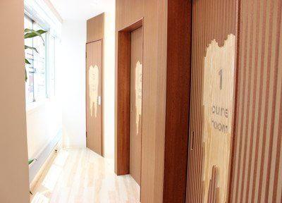 瓢箪山駅(大阪府) 南口徒歩 1分 ひょうたんやまヒロ歯科の院内写真2