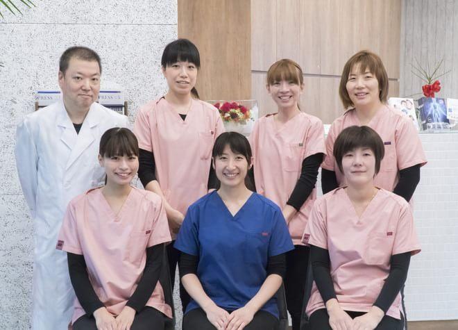 新潟駅 出口車 10分 まつみだい歯科診療所 アネックス古町のスタッフ写真2