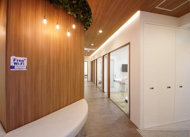 新潟駅 出口車 10分 まつみだい歯科診療所 アネックス古町の院内写真5