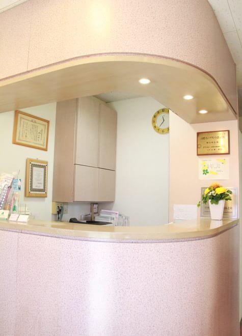 都立家政駅 北口徒歩 3分 関谷歯科医院の院内写真2