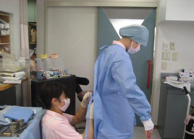 紫波中央駅 出口徒歩5分 ささき歯科クリニックのスタッフ写真1