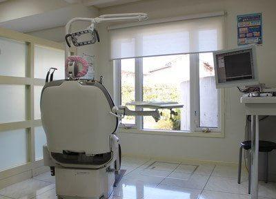 下兵庫こうふく駅 出口徒歩10分 森瀬歯科医院の治療台写真2