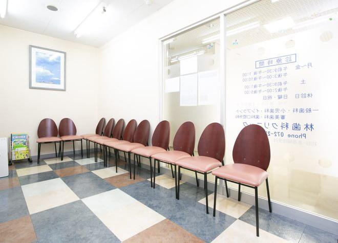 中百舌鳥駅(南海・泉北)北出口 徒歩1分 林歯科クリニックの院内写真6