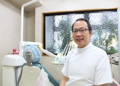 橋本歯科医院の院長先生