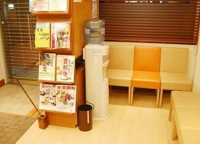 上石神井駅 南口徒歩 8分 生田ブライト歯科クリニックの院内写真4