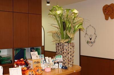 上石神井駅 徒歩8分 生田ブライト歯科クリニックの院内写真3