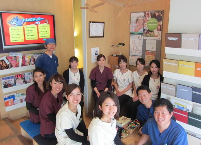 広島駅 新幹線口徒歩6分 医療法人 あおき歯科クリニックのスタッフ写真2