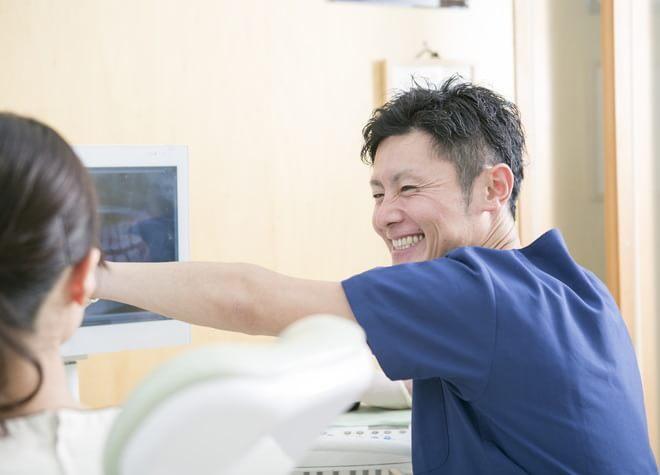 広島駅 新幹線口徒歩 6分 医療法人 あおき歯科クリニックのスタッフ写真3
