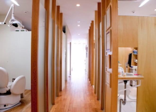 広島駅 新幹線口徒歩6分 医療法人 あおき歯科クリニックの院内写真4