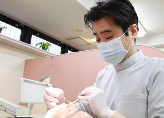 ふじまき歯科の画像