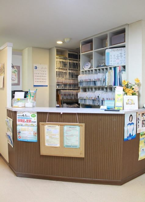 東中野駅 A2、A3出口徒歩2分 ふじまき歯科の院内写真2