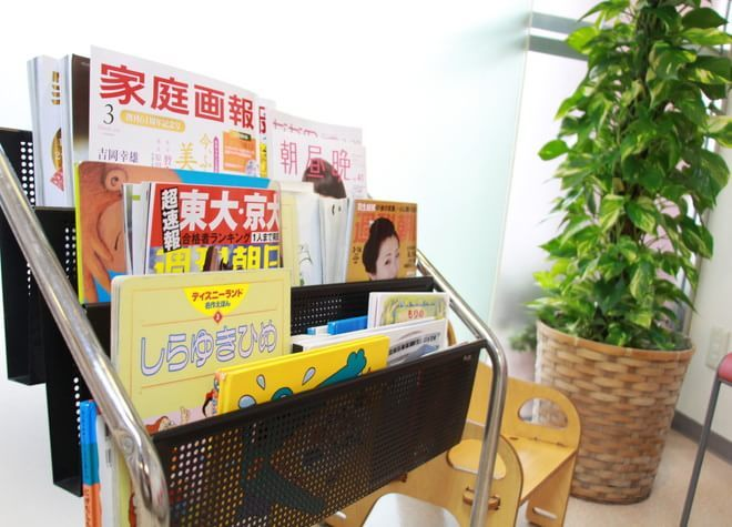 東中野駅 A2、A3出口徒歩2分 ふじまき歯科の院内写真4