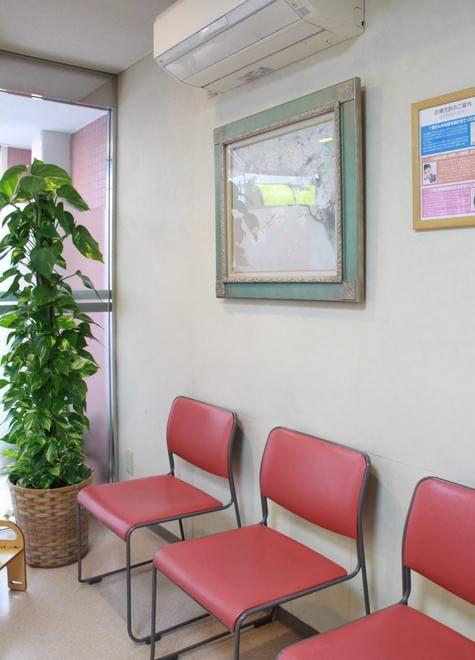 東中野駅 A2、A3出口徒歩2分 ふじまき歯科の院内写真5