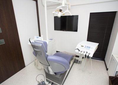 本八幡駅(JR) 北口徒歩1分 医療法人社団OUGA たかはし歯科医院の院内写真4