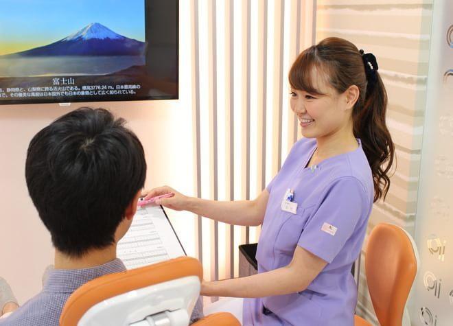 栄駅(愛知県) 10A出口徒歩 1分 栄アイ歯科クリニックのスタッフ写真7