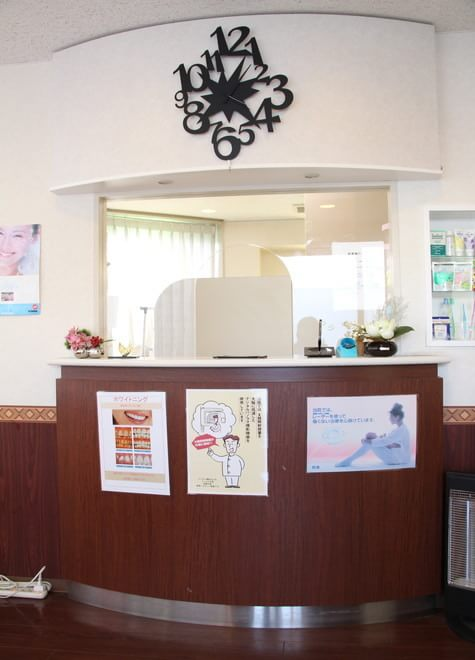 初石駅 出入口1徒歩 1分 ひまわり歯科医院の院内写真2