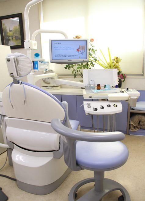 初石駅 出入口1徒歩 1分 ひまわり歯科医院の院内写真6